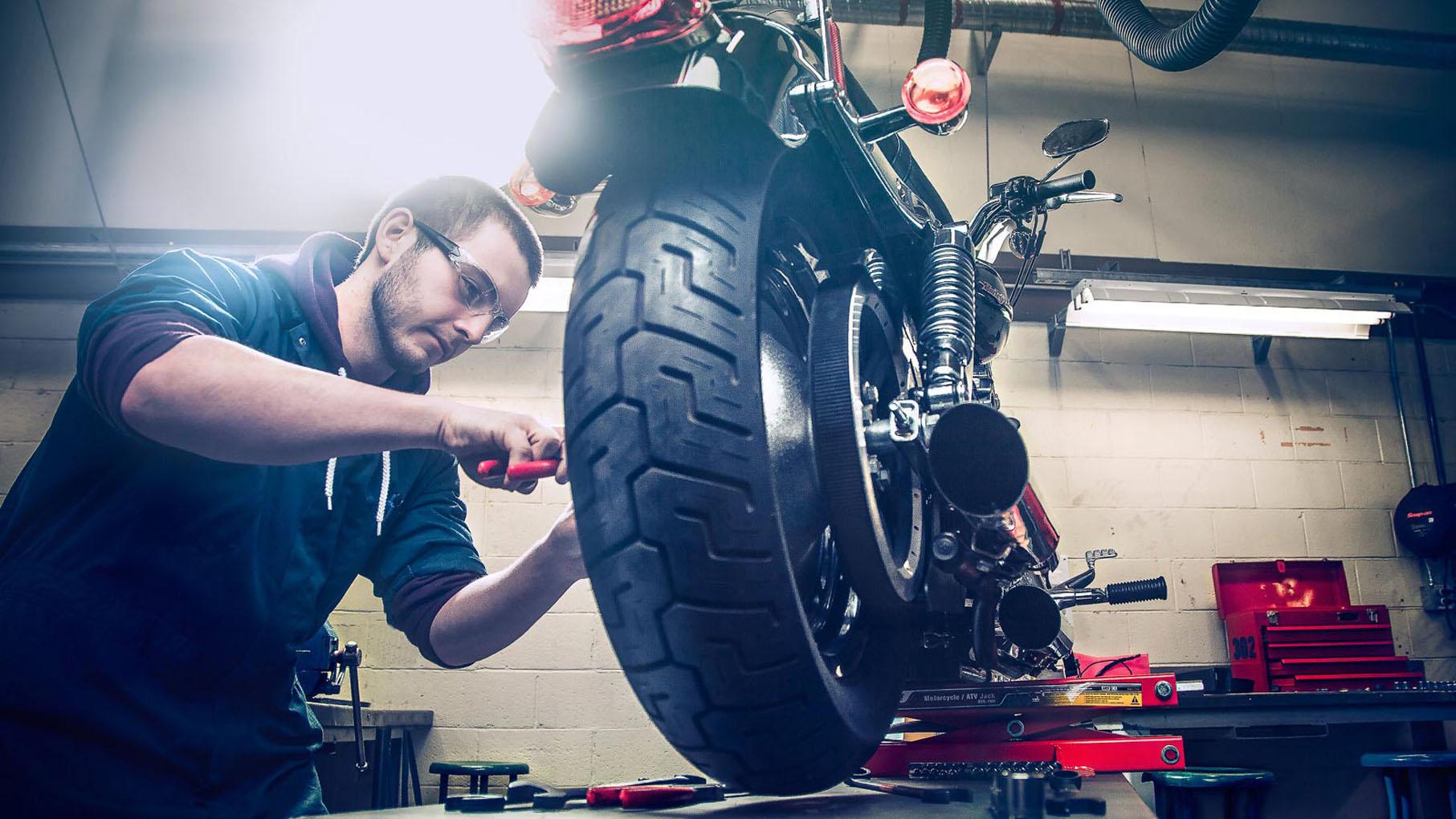 картинка сервис для мотоциклов помощью